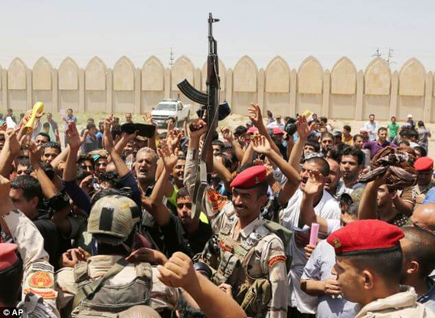 Iraq Turmoil — Divide Muslims and weaken the Ummah