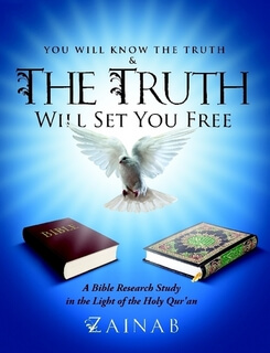 "Book Review: ""You will know the truth & the truth will set you free"""