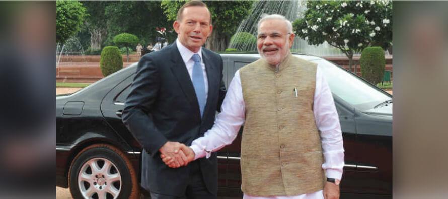 Narendra Modi's visit to Australia