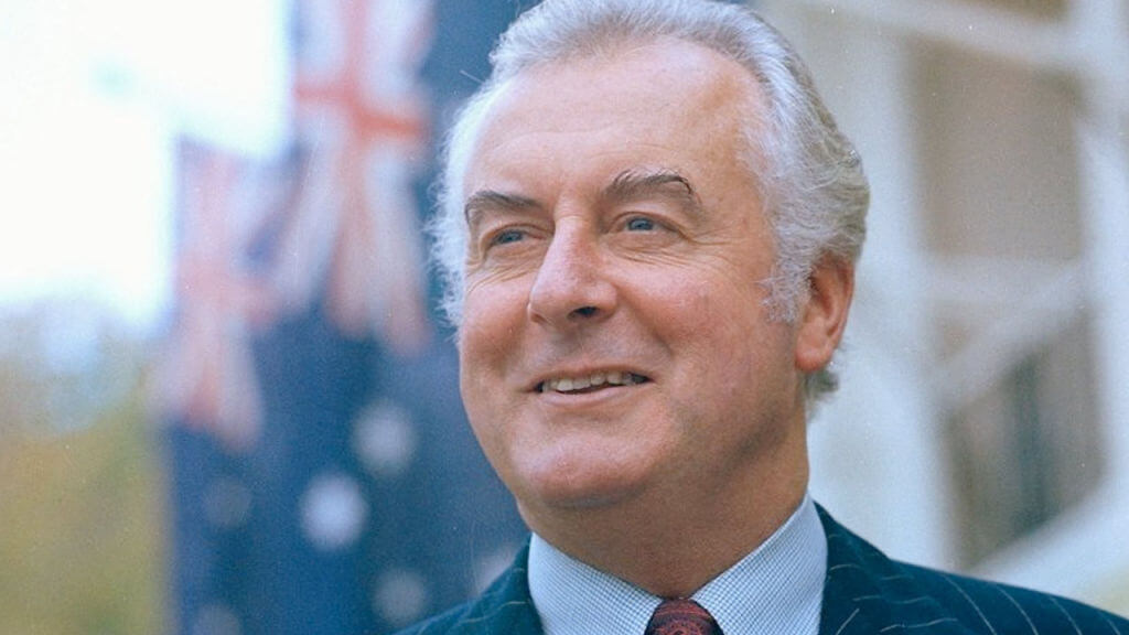 Whitlam revolutionised Australia in a short time
