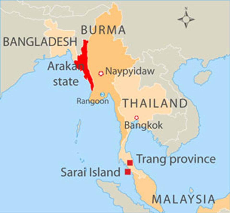 Arakan Muslims' two years of despair in Myanmar camps