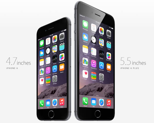 Going Big: Apple's New iPhone 6 Plus