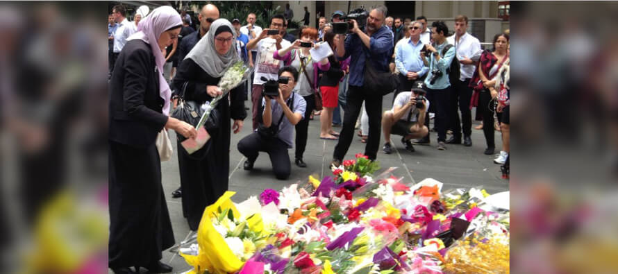 Sydney Siege: The community comes together