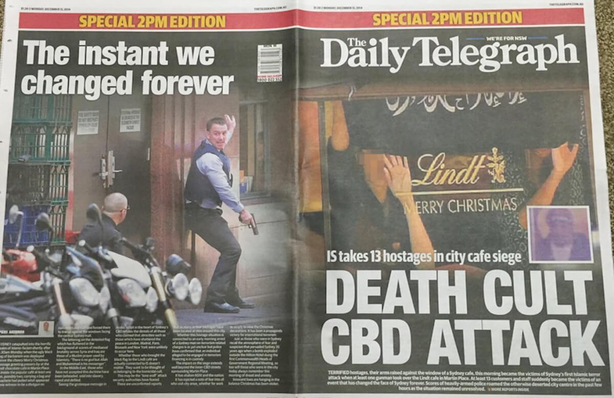 Sydney Siege: The narrative must shift