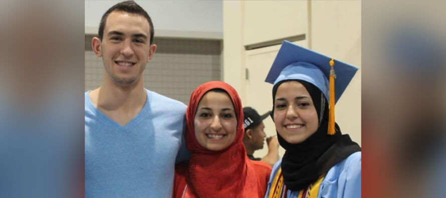 Media ignores killing of three young Muslims in US as a hate crime