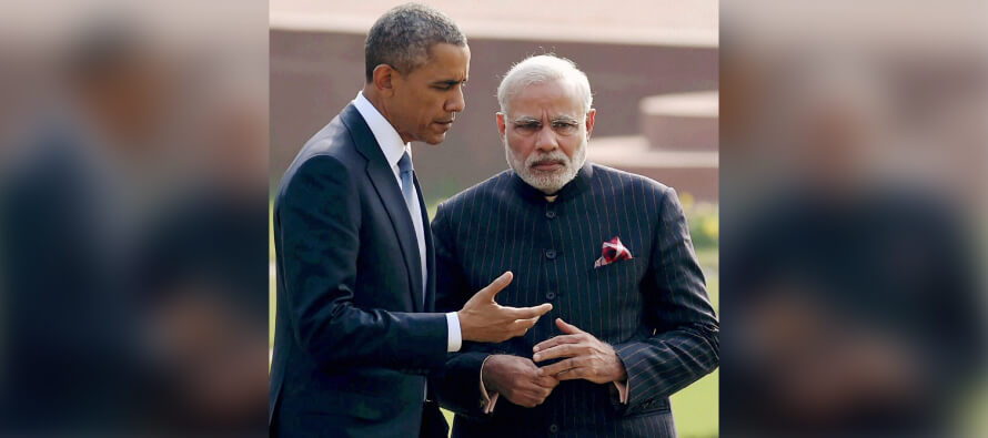 Obama warns Modi on religious intolerance