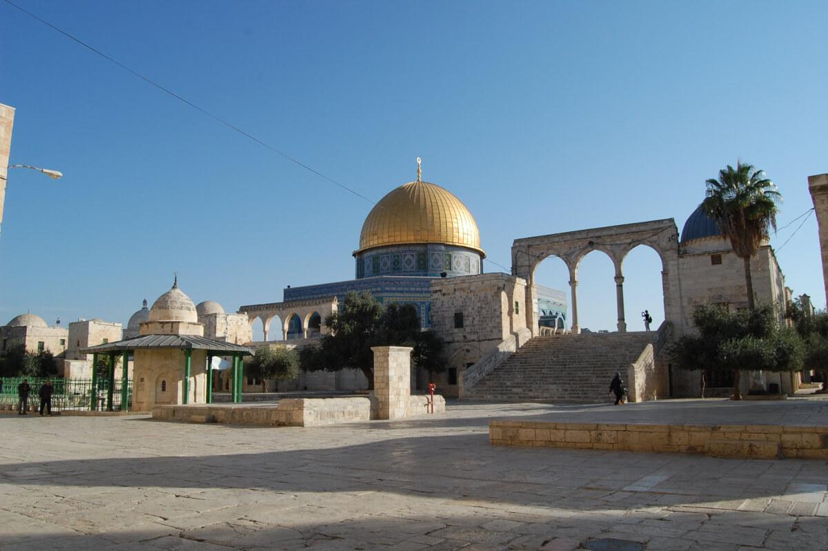 Journey of a lifetime: Part 2 Jerusalem