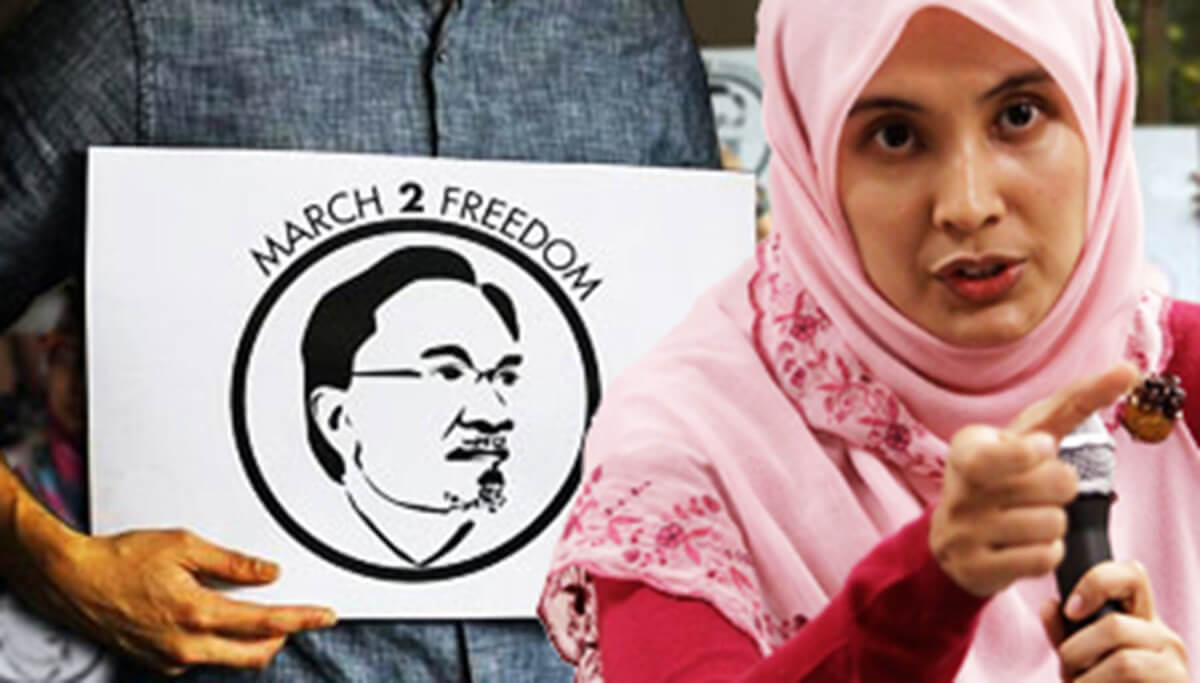 Campaign for Anwar Ibrahim release