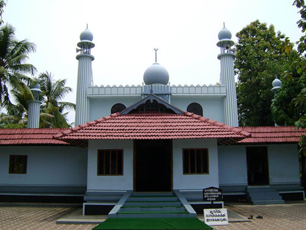 The Cheraman Juma Masjid, Kerala, India