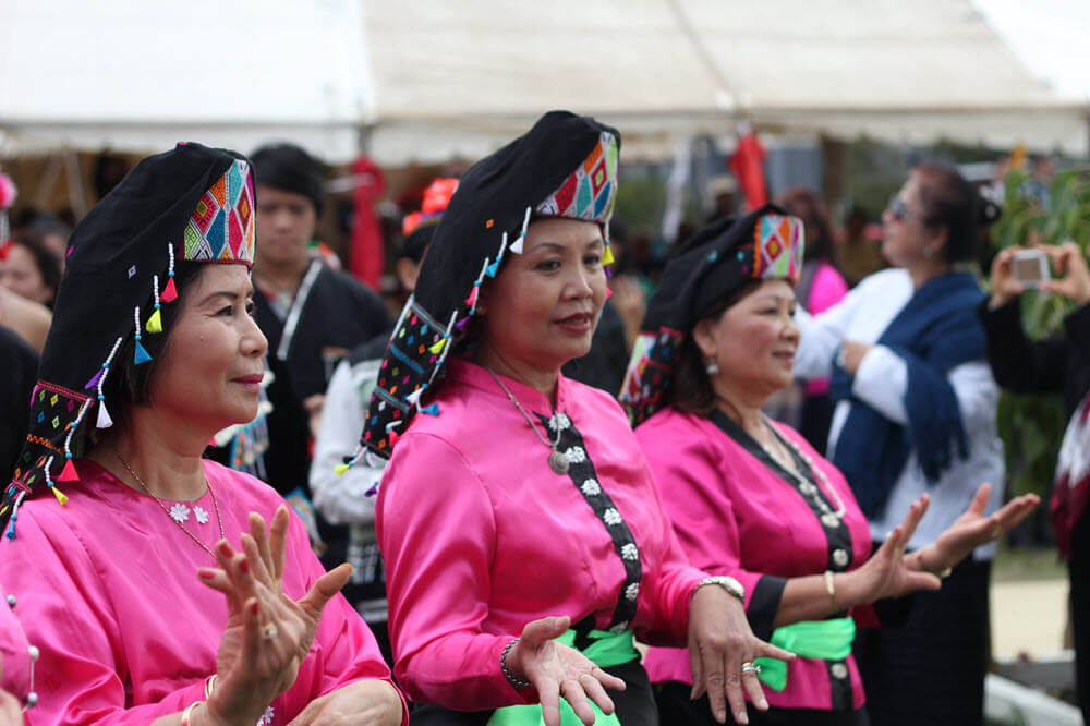 Lao New Year Festival 2015