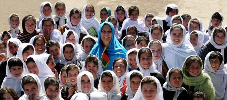 Further education is key to empowering the women of Afghanistan