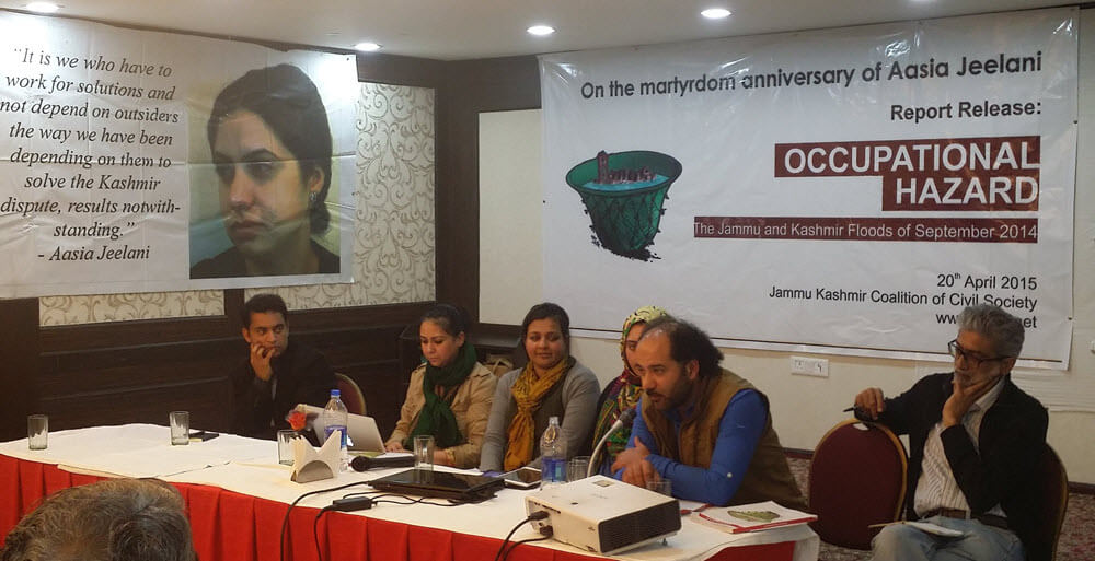 Report Release: Kashmir Floods 2014