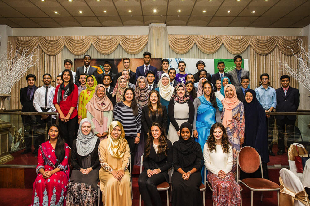 National recognition for Muslim high achievers