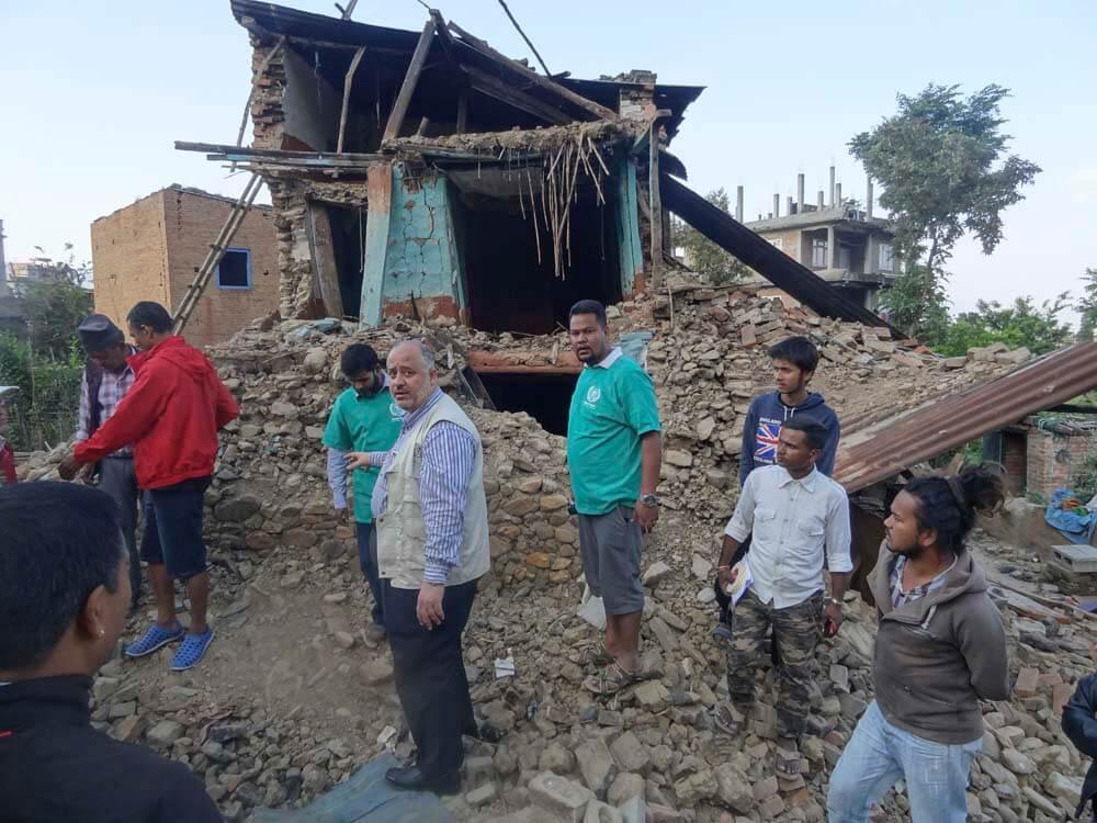 Nepal earthquake: Human Appeal provides immediate relief