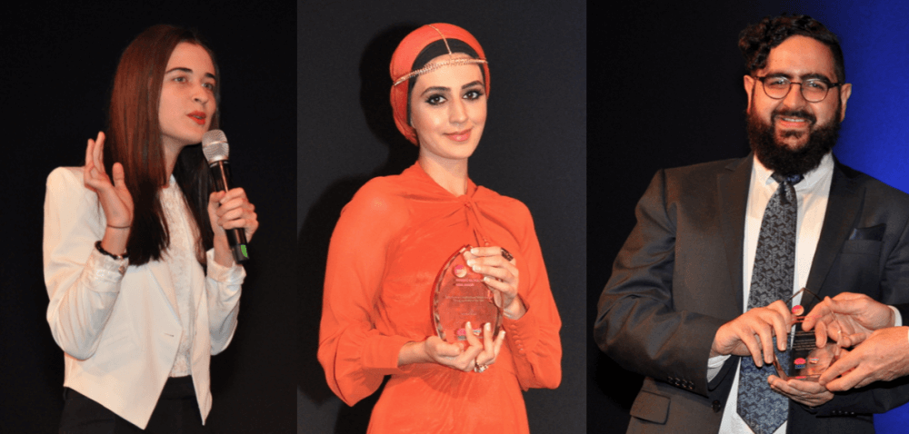 Three Role models recognised at the Multicultural Media Awards