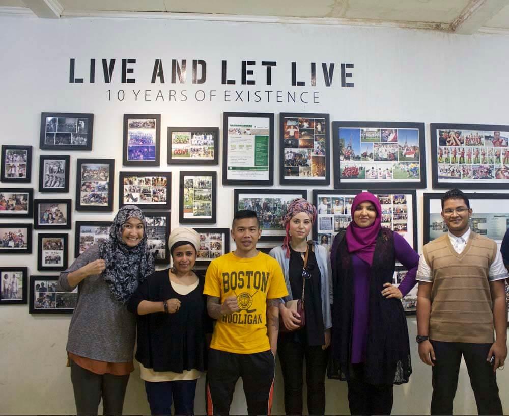 Australia-Indonesia Muslim Exchange Program Part 1