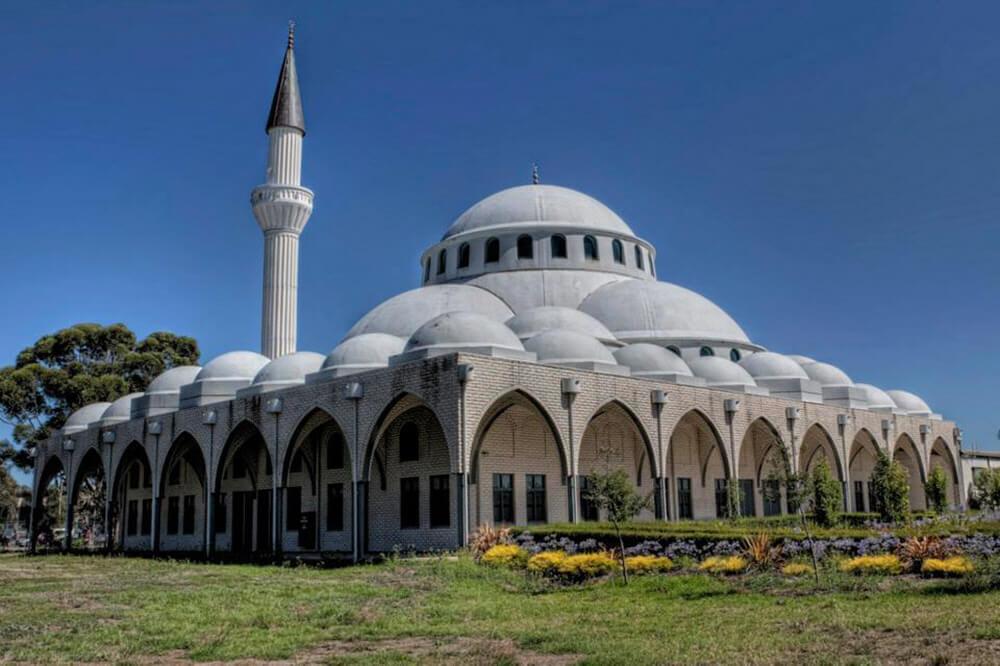 Sunshine Mosque