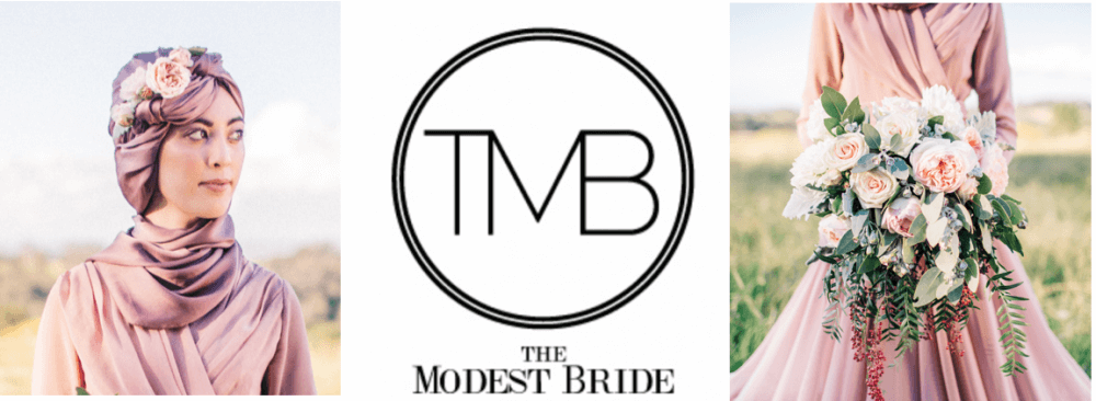 The Modest Bride takes a step forward