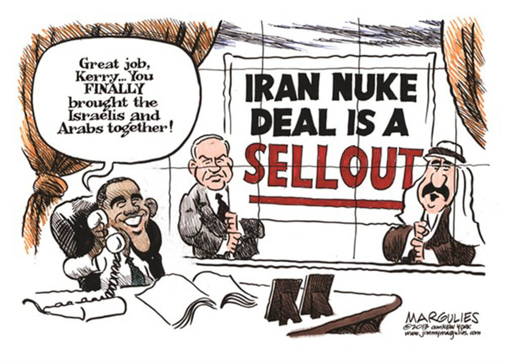 With Iran deal, finally, Obama has proved himself