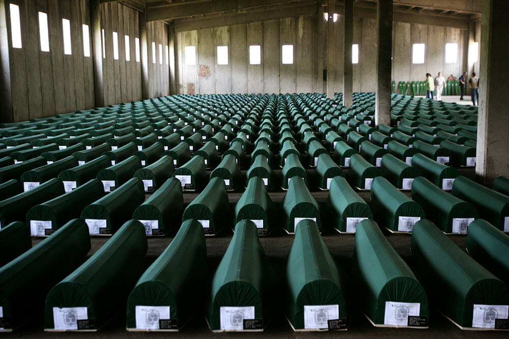 Srebrenica: The result of religious bigotry and fear