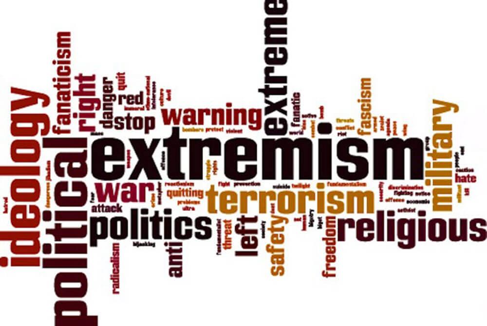 Towards addressing radicalisation and extremism