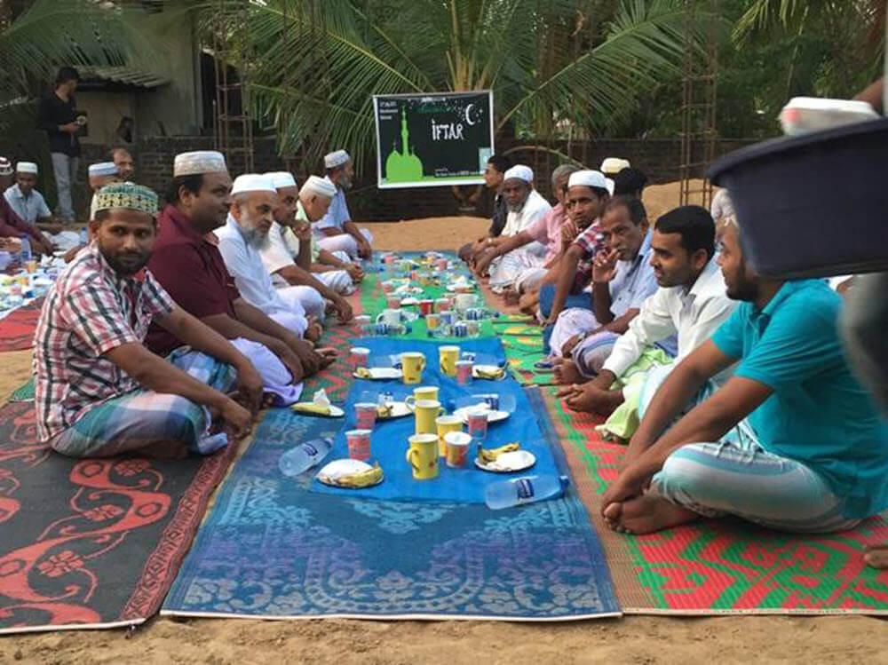 ISOC organises overseas Iftars