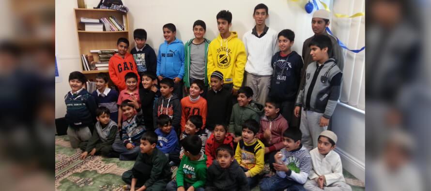 Ramadan Diary Programme for kids
