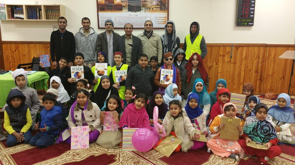 Ramadan Diary Program: A great success