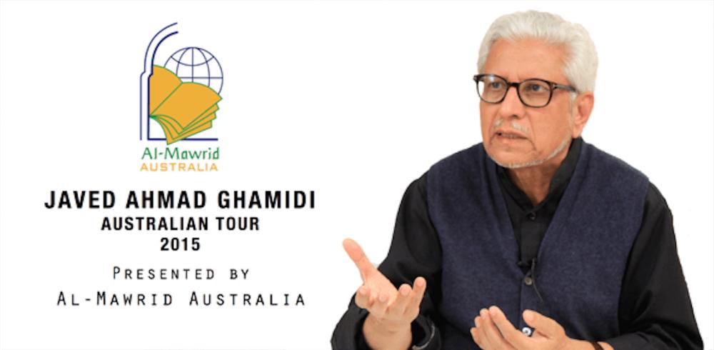 Ghamidi Australian Tour