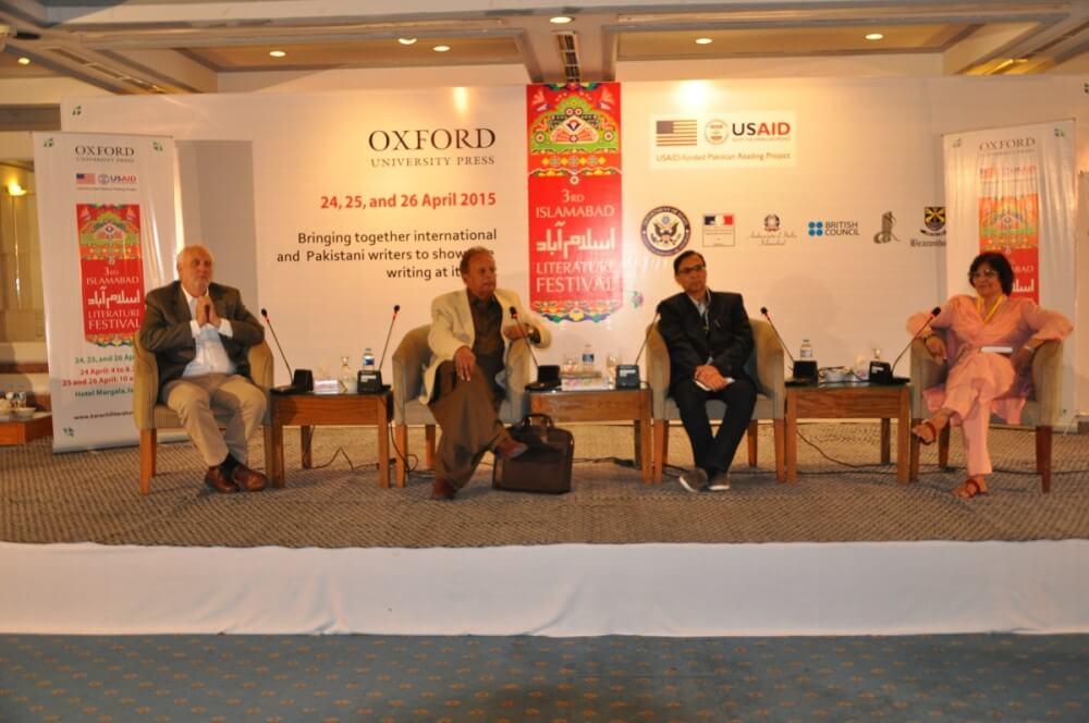 Rehan Alavi's book launch