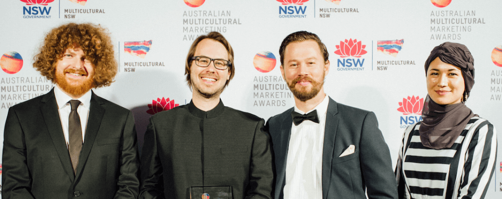 Gould wins Small Business Category at the Multicultural Marketing Awards