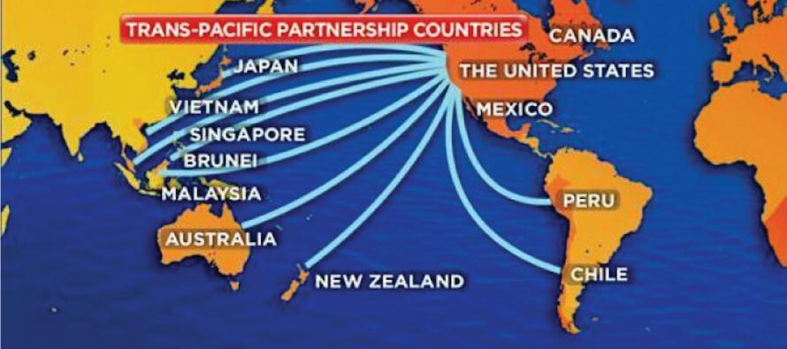 Trans-Pacific Partnership (TPP):
