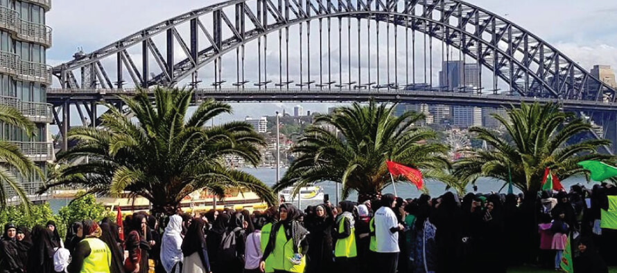 Sydney remembers Imam Hussein