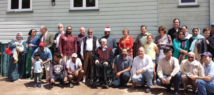 Faith Community joins Toowoomba Mosque