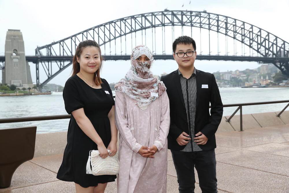 International Students Shine in NSW Awards
