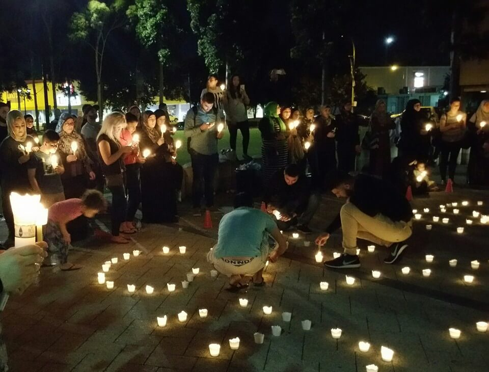 Bankstown candlelight vigil to unite all