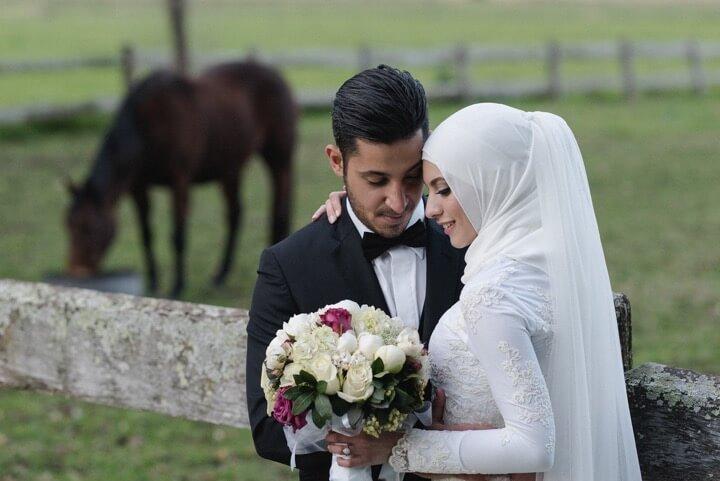 Aala and Ahmed's Wedding