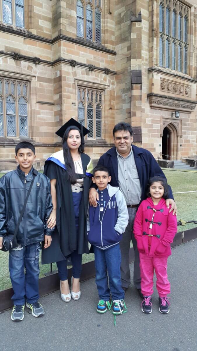 Darakshan Jamshaid's Inspirational Story