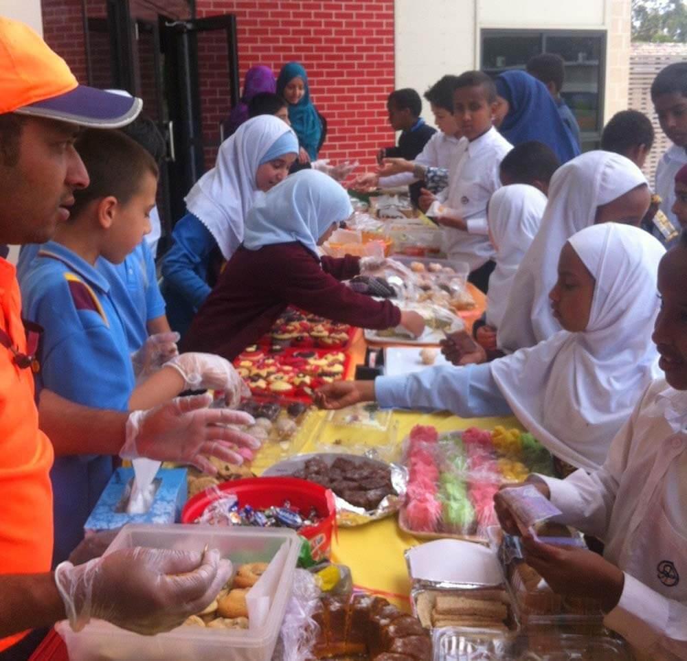 School kids help build wells in Somalia and Kyrgyzstan