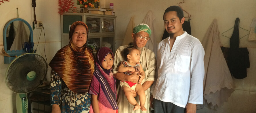 The kind Muslims of Siem Reap