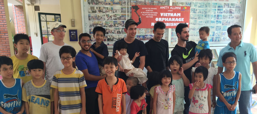 Charity trip to Vietnam & Laos