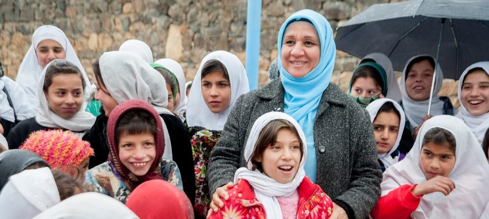 Sponsoring Education: a chance to alter a girl's life in Afghanistan