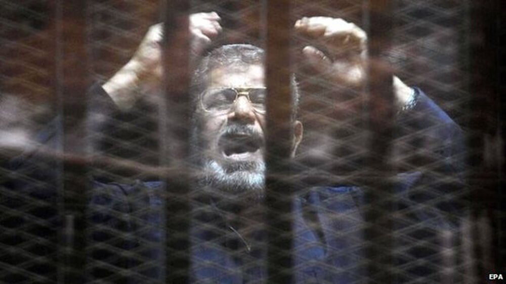 Egypt ousts 32 judges for opposing Morsi's removal