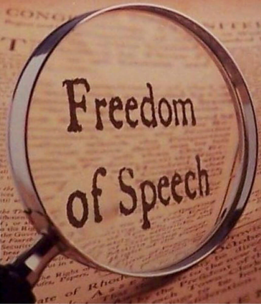 the importance of freedom of expression in Self-expression is a notion that is closely associated with a horde of positive concepts, such as freedom, creativity, style, courage, self-assurance, and even healing and spirituality the freedom of speech symbolizes one's ultimate freedom to be oneself.