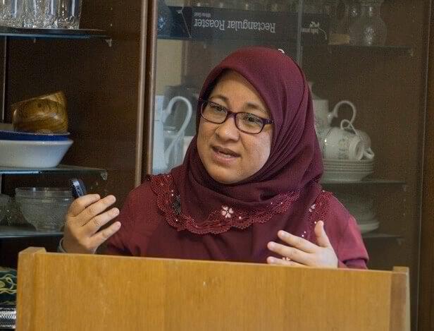 Professor Khatijah Mohd Yusoff.