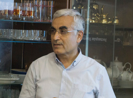 Professor Khalid Yusoff.
