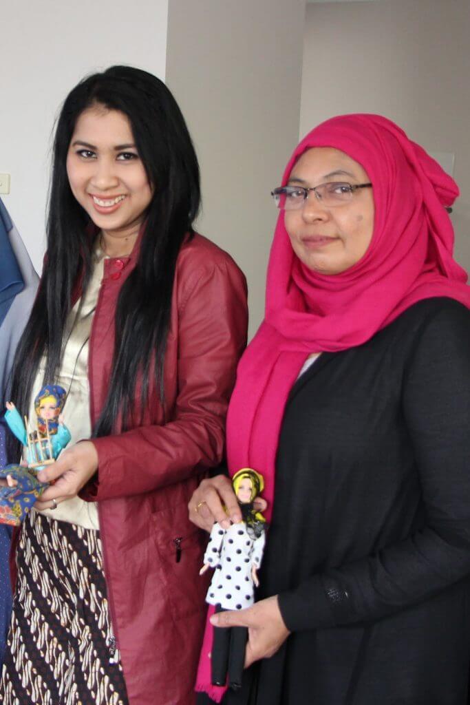 Lusia & Faridaa