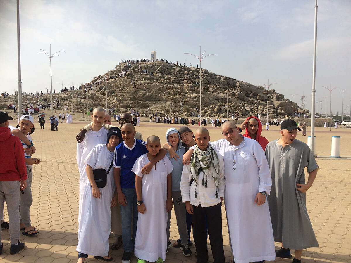 AIA Umrah Service and Action Program