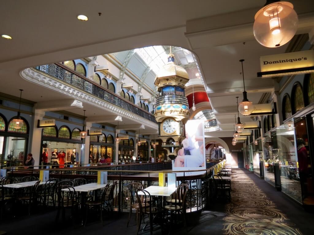 Australia's largest industry: Retail marketing