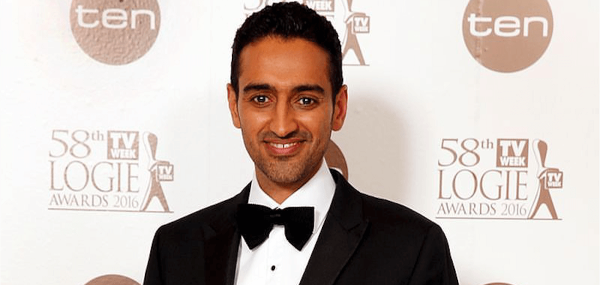 Waleed Wins Gold Logie and gives the most touching acceptance speech